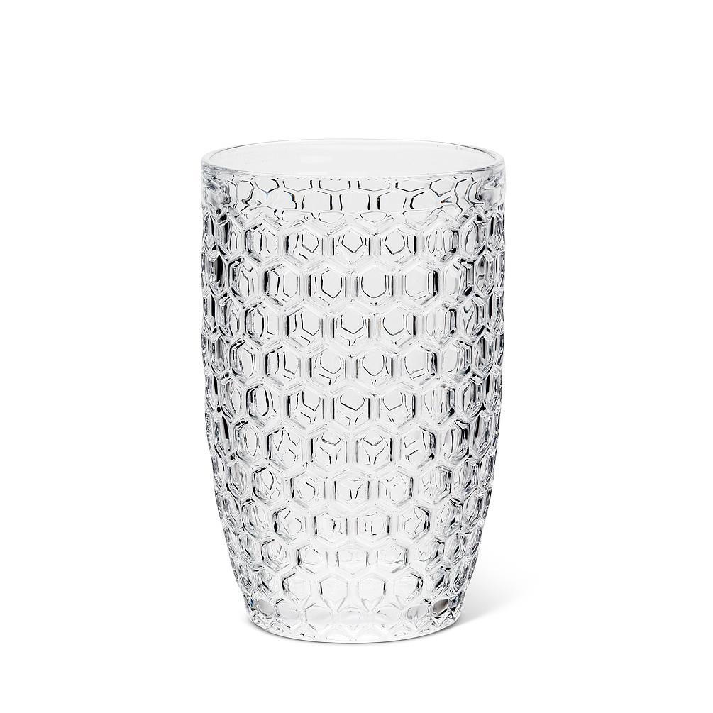 Honeycomb Highball Glass