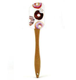 """Danesco Silicone Spatula 10""""/26cm - Donuts"""