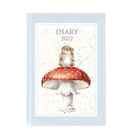Wrendale Designs Flexi Diary 2022