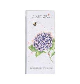 Wrendale Designs Slim Diary 2022