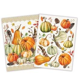Sweet Pumpkins Kitchen Towels