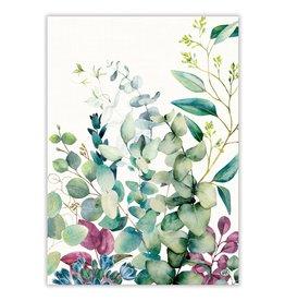 Eucalyptus & Mint Kitchen Towel