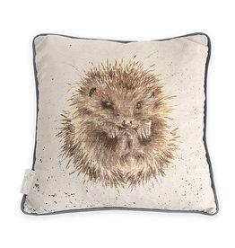 Wrendale Designs 'Awakening' Hedgehog Decorative Cushion