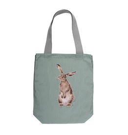 Wrendale Designs 'Hare & The Bee' Canvas Tote Bag