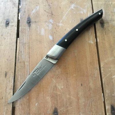 R. Chazeau 'Le Thiers' 9cm Ebony