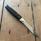 Issard 'Navette' 9.5cm Ebony with corkscrew
