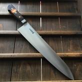 Sukehisa 330mm Gyuto Carbon Steel Kanto Gyuto New Old Stock 'New Vintage'
