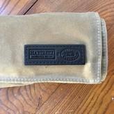 Hardmill Waxed Canvas Tool Roll - Field Tan