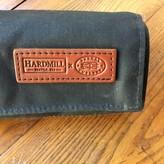 Hardmill Waxed Canvas Tool Roll - Black