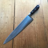 "Pradel Douris 13"" Chef Carbon Steel New Vintage NOS A"