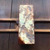 #291 Shoubudani Iromono Easy Med Hard Medium to Fine Kasumi Finish 1343 grams Tennen Toishi Natural Stone NOS Honyama