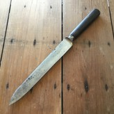 J Russell Green River Carving Knife 1850's-80's