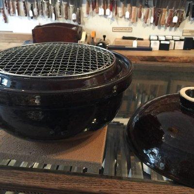 Nagatani-en Ibushi Gin Smoker Donabe
