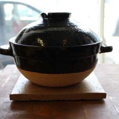 Nagatani-en Kamado-san Rice Donabe Medium
