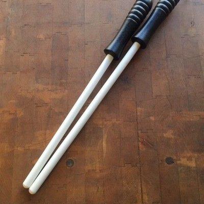 "Idahone 10"" Fine Ceramic Honing Rod"