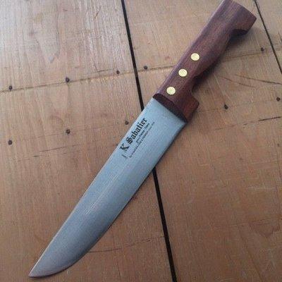 """K Sabatier 250mm 10"""" 'Boucher' Rosewood Carbon Steel"""
