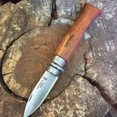 Opinel Oyster Knife Bubinga Handle