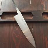 Yoshikazu Ikeda 210mm Gyuto Shirogami #2 Iron Clad UNHANDLED