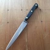 """K Sabatier 'New Vintage' 5"""" Office Knife / Paring 'Canadian' Carbon Steel"""