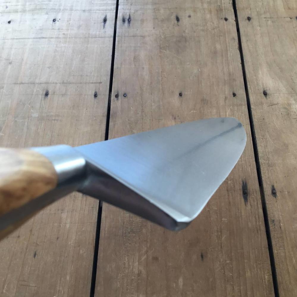 K Sabatier 10 Quot Chef Authentique Carbon Steel Olive
