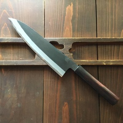 Mutsumi Hinoura 210mm Wa-Gyuto Shirogami #2