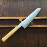 Shi Han 210mm Kiritsuke Gyuto 52100 / Stainless Clad