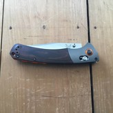 Benchmade 15080-2 Crooked River Wood