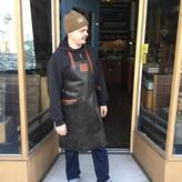 Witloft Leather Apron / Black