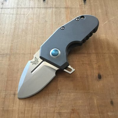 Benchmade 756 Sibert Micro Pocket Rocket
