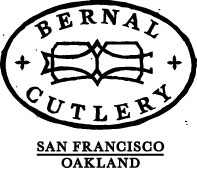Bernal Cutlery // Whetstone Sharpening // Knife Shop