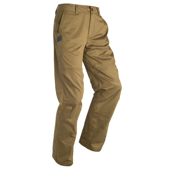 Sitka Back Forty Pant Olive Brown-1