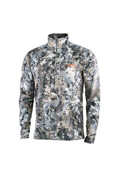 Sitka Heavyweight Zip-T Elevated II Pullover