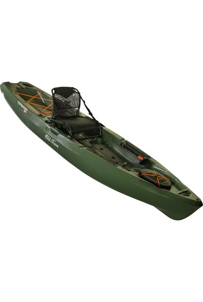 Old Town Topwater Sit on Top Kayak Olive 106