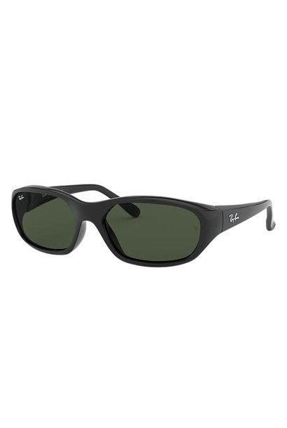 16 Ray Ban Daddy O Black/Green