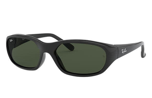 16 Ray Ban Daddy O Black/Green-1