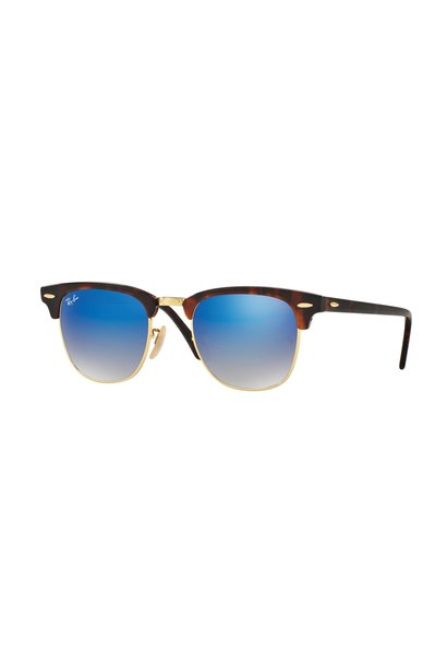 49 Ray Ban Clubmaster Flash Lenses Gradient