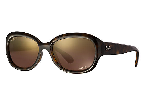 52 Ray Ban Injected Havana-1