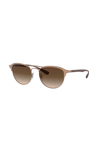 43 Ray Ban Light Brown/Brown