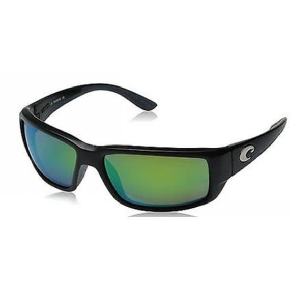 173 Costa Fantail Black Green-1