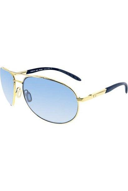 219 Costa Wingman Gold Gray