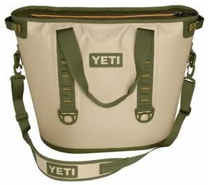 Yeti Hopper 40 Field Tan/Blaze Orange-1