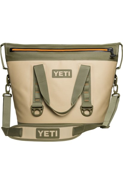 Yeti Hopper Two 30 Tan