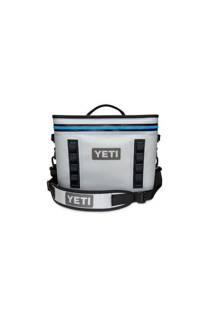 Yeti Hopper Flip 18 Fog Gray/Tahoe Blue