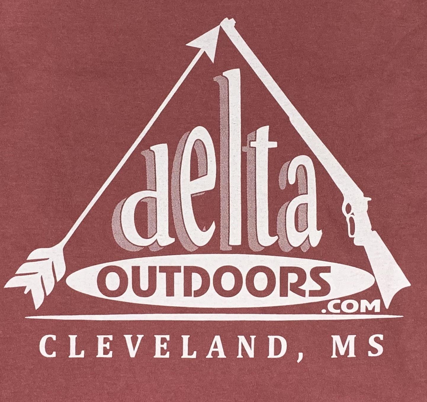 Delta Outdoors Long Sleeve T-Shirt-1