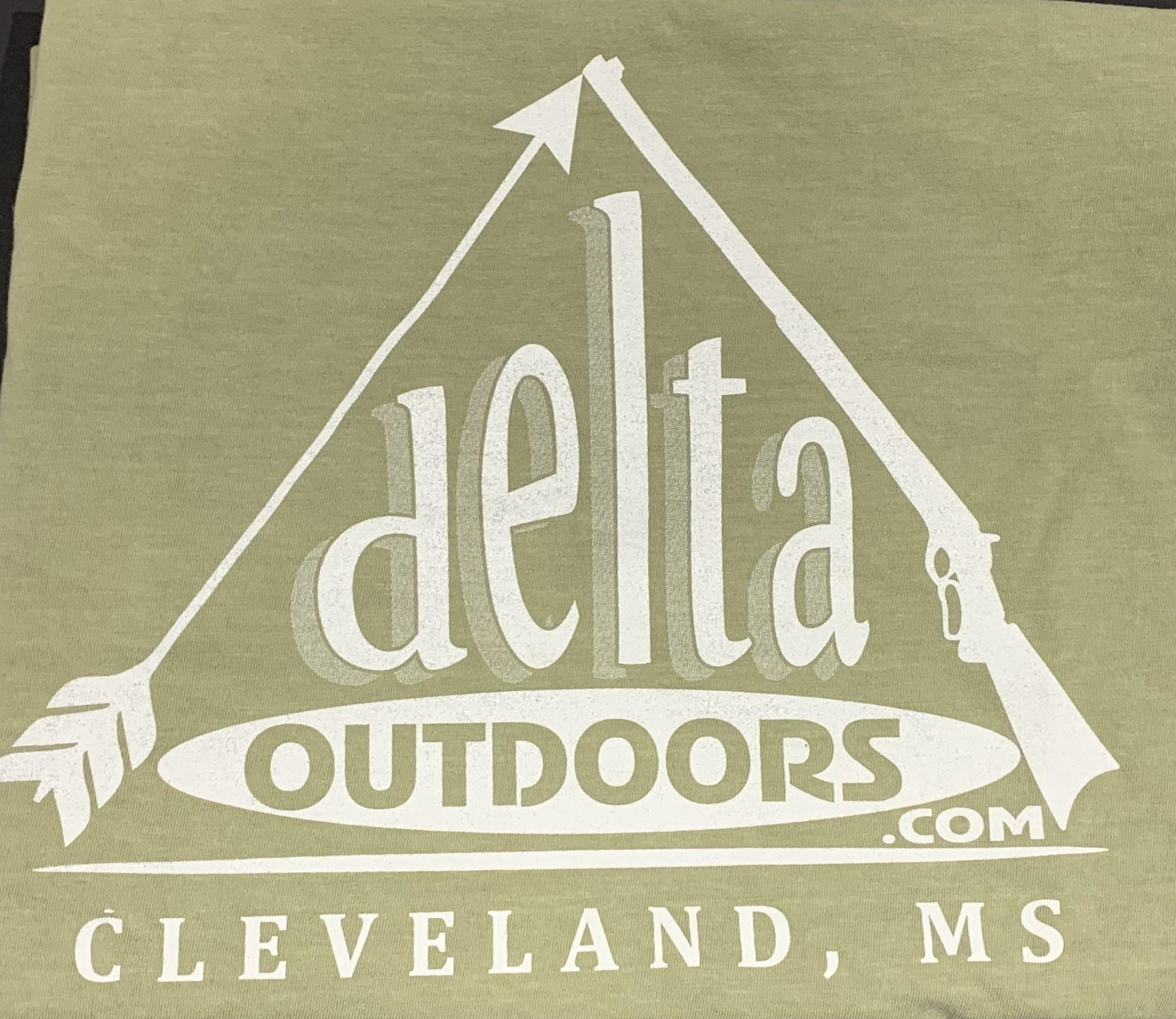 Delta Outdoors Long Sleeve T-Shirt-2