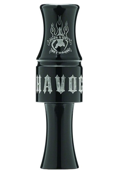 Havoc Duck Call Black or Steel