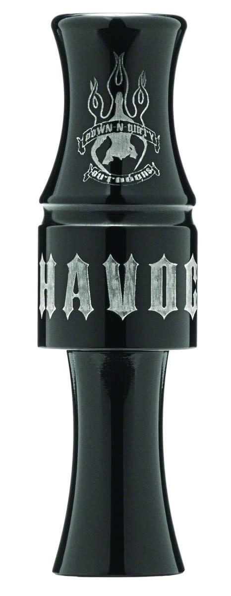 Havoc Duck Call Black or Steel-1
