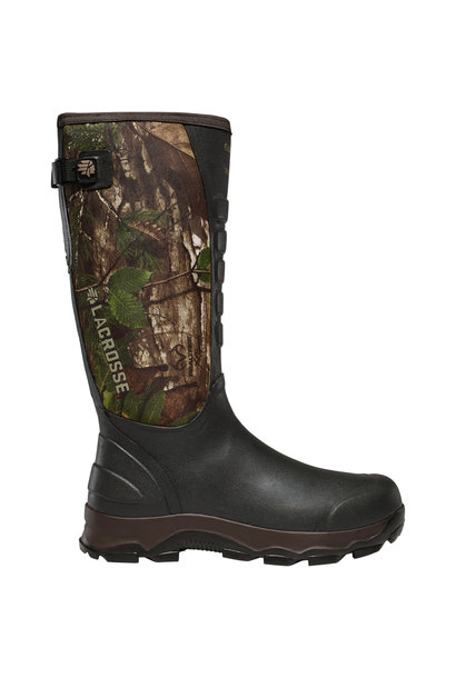 "4xAlpha 16"" Realtree Xtra Green Snakeboot"