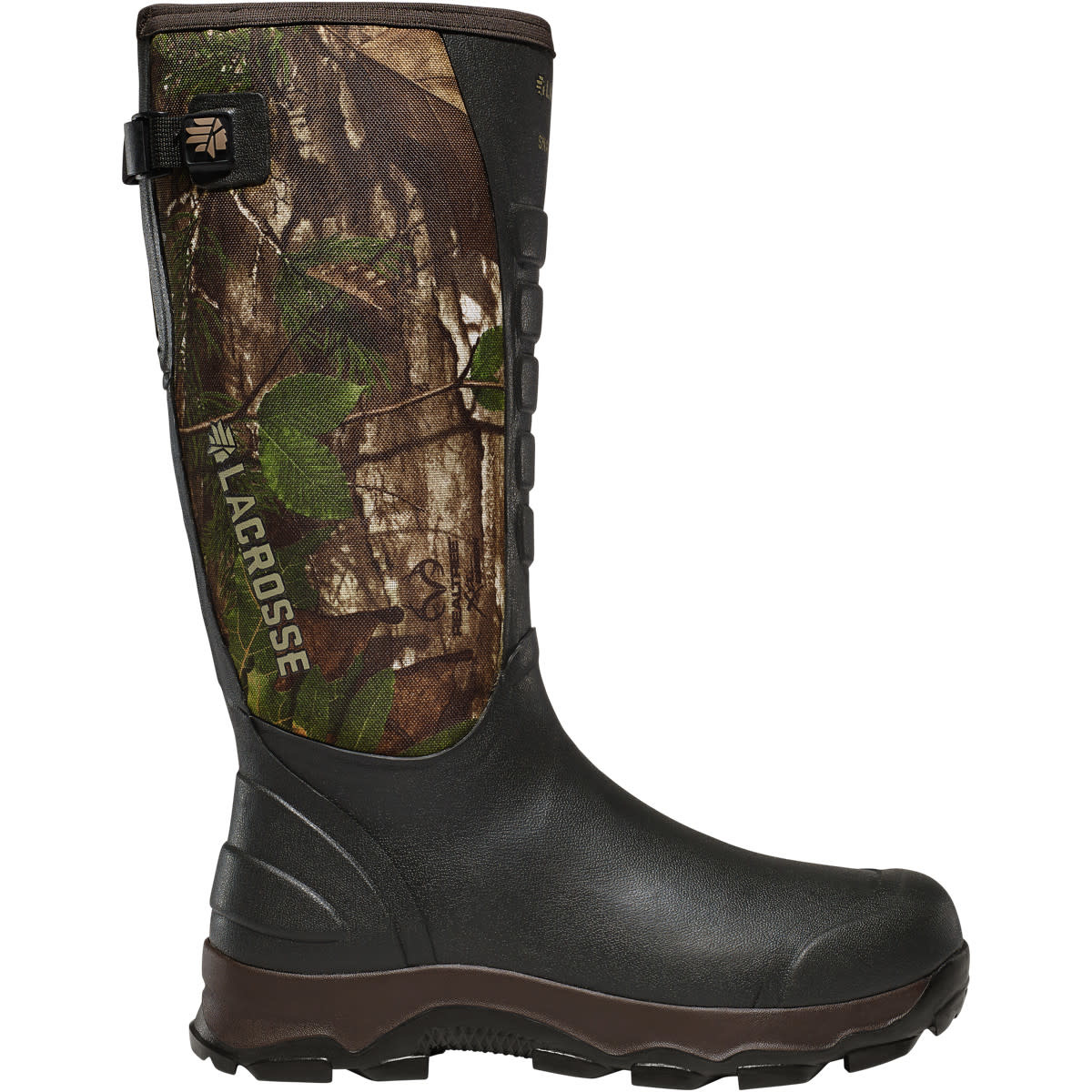 "4xAlpha 16"" Realtree Xtra Green Snakeboot-1"