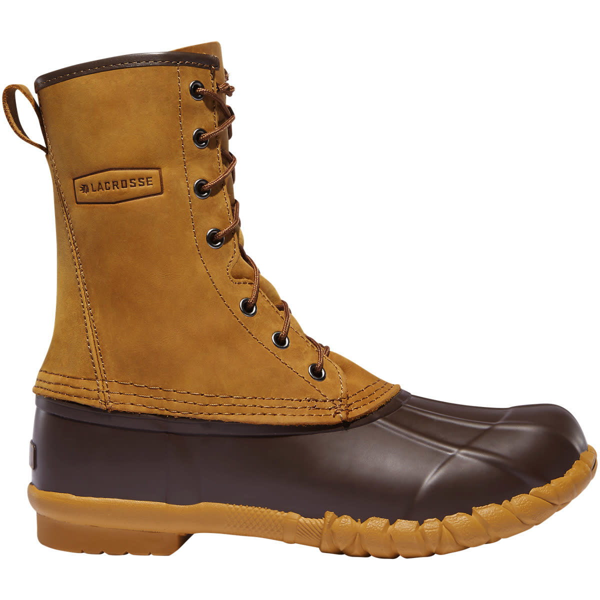 "Uplander II 10"" Brown-1"